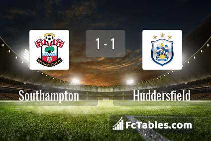 Preview image Southampton - Huddersfield
