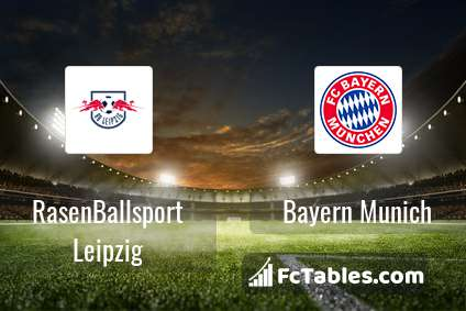 Podgląd zdjęcia RasenBallsport Leipzig - Bayern Monachium