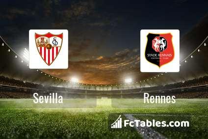 Preview image Sevilla - Rennes