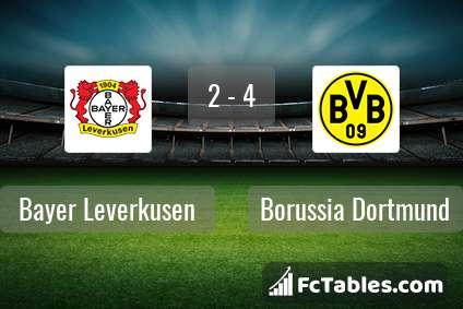 Preview image Bayer Leverkusen - Borussia Dortmund
