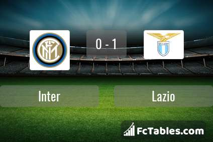 Preview image Inter - Lazio