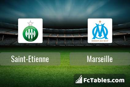 Preview image Saint-Etienne - Marseille