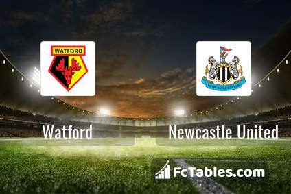Preview image Watford - Newcastle United