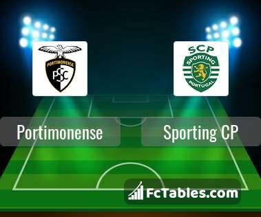 Anteprima della foto Portimonense - Sporting CP