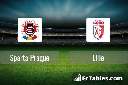 Preview image Sparta Prague - Lille