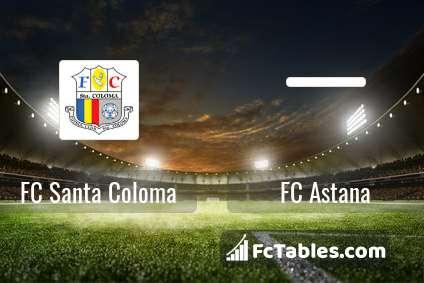 Anteprima della foto FC Santa Coloma - FC Astana