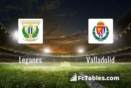 Preview image Leganes - Valladolid