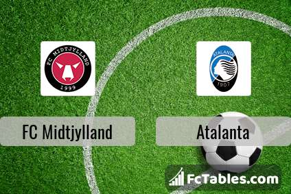 Anteprima della foto FC Midtjylland - Atalanta