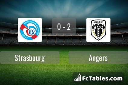 Preview image Strasbourg - Angers