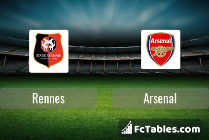 Preview image Rennes - Arsenal