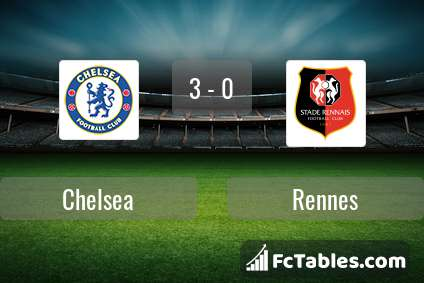Preview image Chelsea - Rennes
