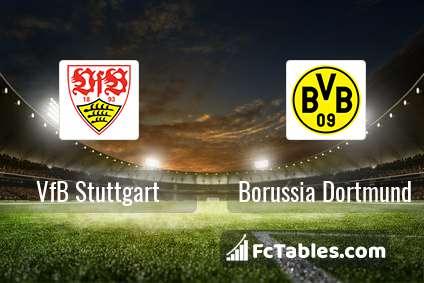 Preview image VfB Stuttgart - Borussia Dortmund
