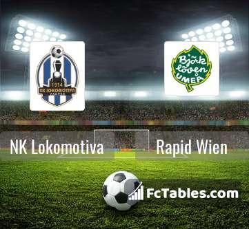 Nk Lokomotiva Rapid Wien Livescores Result Champions League 26 Aug 2020