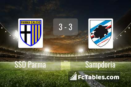 Preview image Parma - Sampdoria