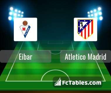 Preview image Eibar - Atletico Madrid
