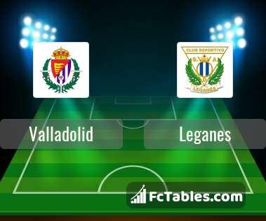 Podgląd zdjęcia Valladolid - Leganes