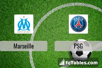 Preview image Marseille - PSG