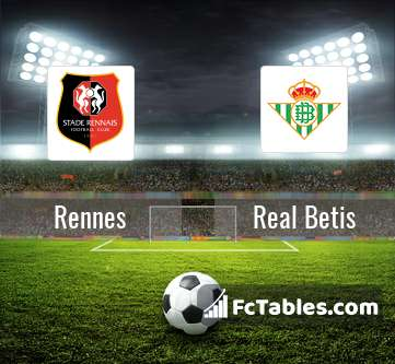 Preview image Rennes - Real Betis
