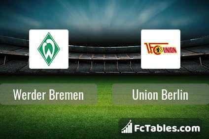 Preview image Werder Bremen - Union Berlin
