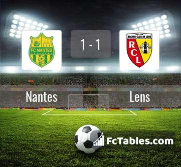Preview image Nantes - Lens