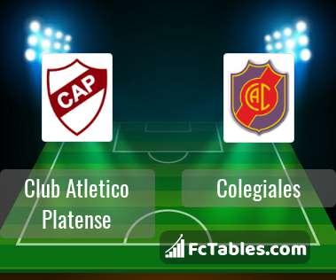 Club Atletico Platense Colegiales H2H