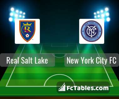 Preview image Real Salt Lake - New York City FC
