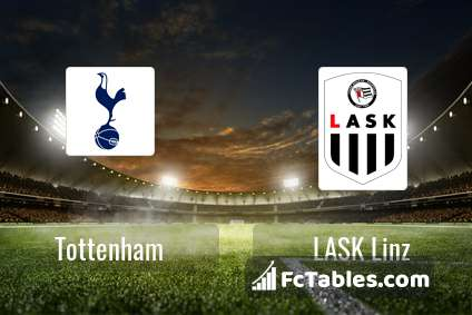 Preview image Tottenham - LASK Linz
