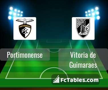 Preview image Portimonense - Vitoria de Guimaraes