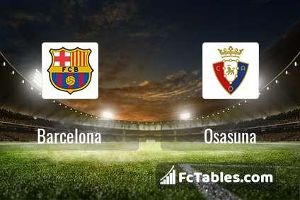 Podgląd zdjęcia FC Barcelona - Osasuna Pampeluna