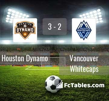 Anteprima della foto Houston Dynamo - Vancouver Whitecaps