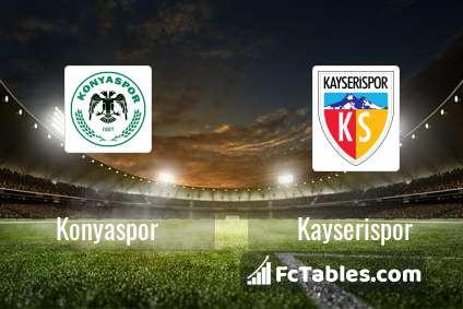 Preview image Konyaspor - Kayserispor
