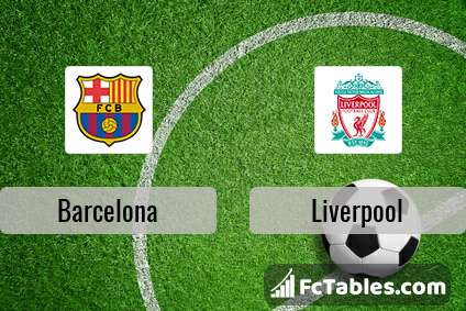 Preview image Barcelona - Liverpool