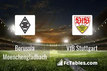 Preview image Borussia Moenchengladbach - VfB Stuttgart