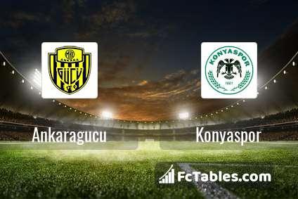 Podgląd zdjęcia Ankaragucu - Konyaspor