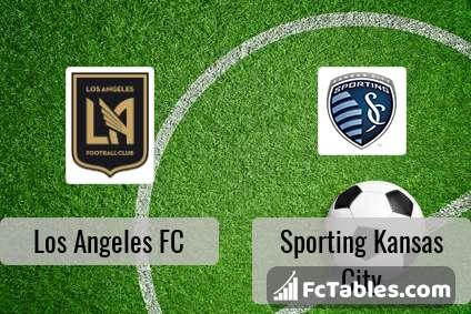 Anteprima della foto Los Angeles FC - Sporting Kansas City