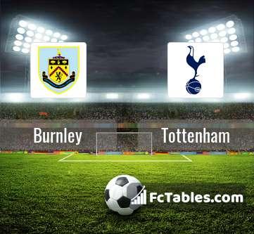 Anteprima della foto Burnley - Tottenham Hotspur