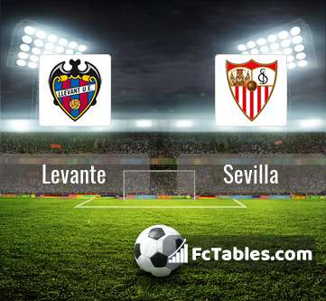 Podgląd zdjęcia Levante - Sevilla FC