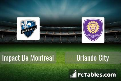 Preview image Impact De Montreal - Orlando City
