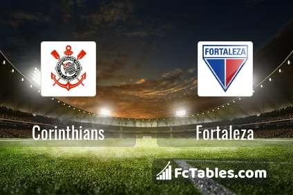 Corinthians Vs Fortaleza H2h 27 Aug 2020 Head To Head Stats Prediction