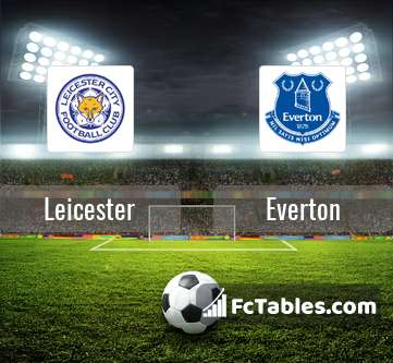 Preview image Leicester - Everton