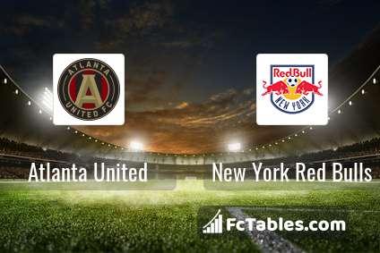 Atlanta United Vs New York Red Bulls H2h 10 Oct 2020 Head To Head Stats Prediction