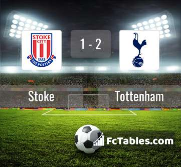 Preview image Stoke - Tottenham