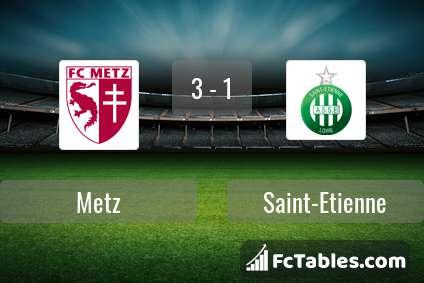 Anteprima della foto Metz - Saint-Etienne