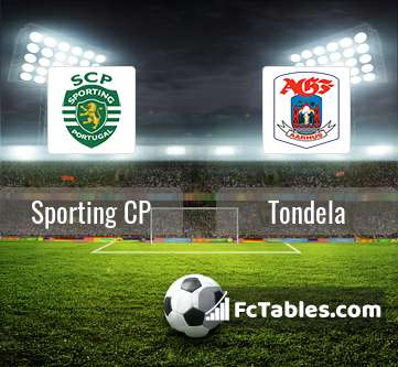 Preview image Sporting CP - Tondela