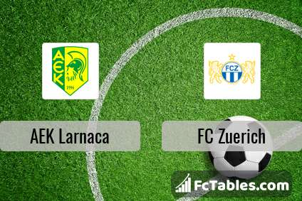 Preview image AEK Larnaca - FC Zuerich