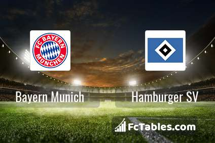 Preview image Bayern Munich - Hamburger SV