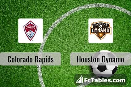 Podgląd zdjęcia Colorado Rapids - Houston Dynamo