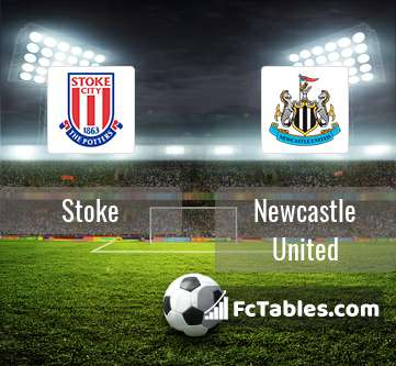 Preview image Stoke - Newcastle United