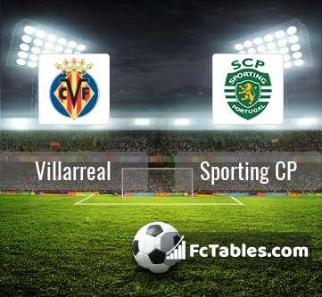 Anteprima della foto Villarreal - Sporting CP