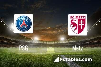 Podgląd zdjęcia PSG - Metz